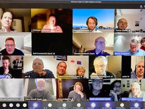 Oberhausener Segel-Club traf sich digital