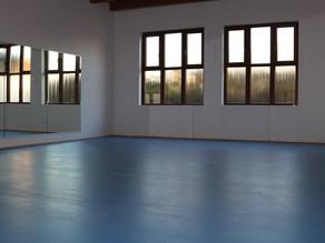 OKV: Modernisierung des Gymnastikraumes
