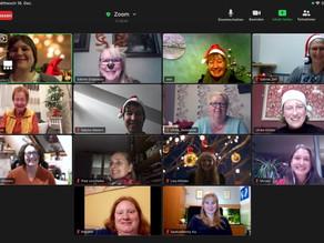 FrauenNetzwerk-Treffen via Zoom