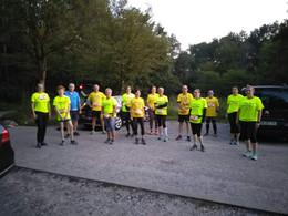 Lauftreff: Gemeinsam laufen - jeder für sich und alle zusammen