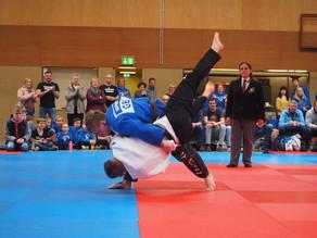 Holtener Judoka-Männer sind bundesligareif