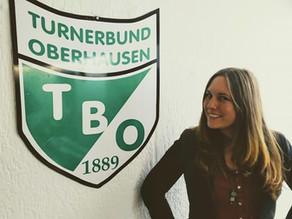 Turnerbund Oberhausen 1889 e.V. wählt Hannah Zerwes zur neuen 1.Vorsitzenden