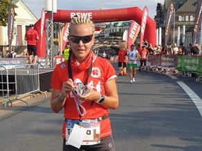 Wettkampf-Feeling beim Frauenlauf in Dresden