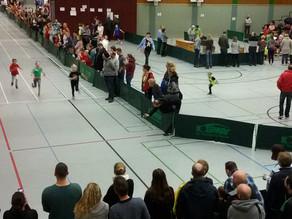 Oberhausener Leichtathletik-Minis erfolgreich beim Regions-Sportfest