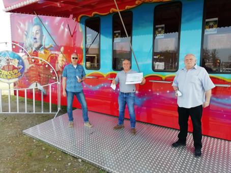 Hilfe für den Circus Busch