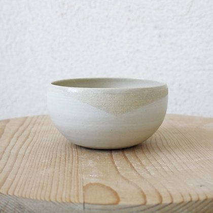 Petit bol blanc mat