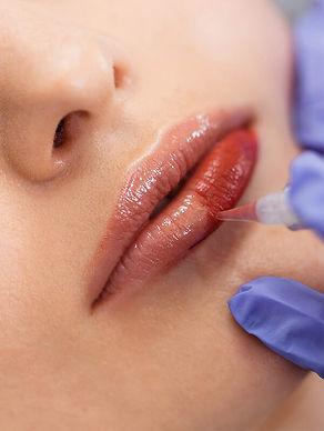 Lip pigmentatie Almere Haven