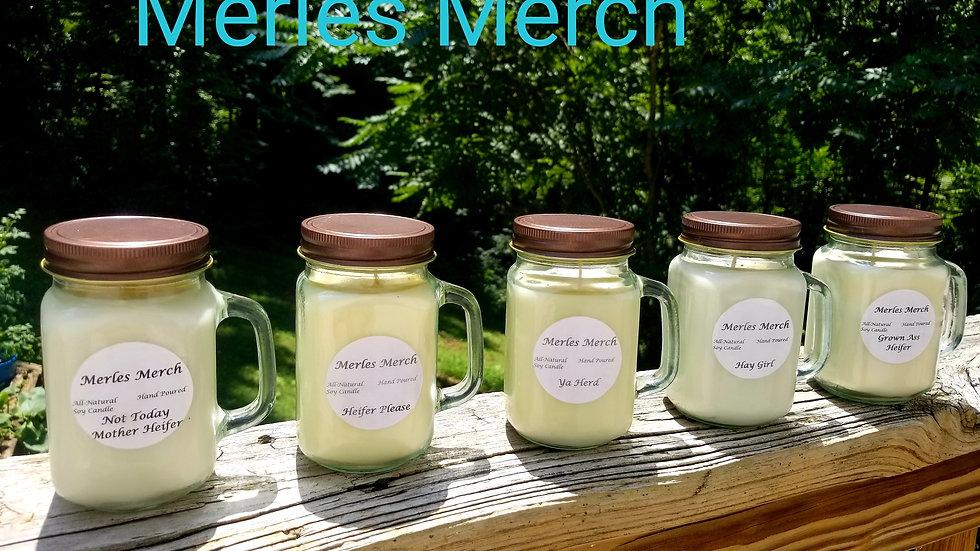 Merles Candles
