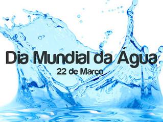 Dia Mundial da Água - 22 de Março