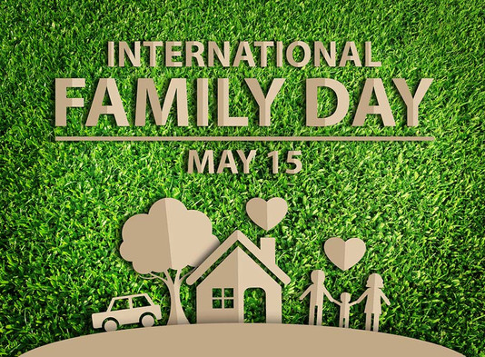 International Day of Families - Friday, 15 May