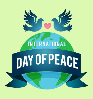 'International Day Of Peace' - 21st September