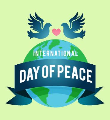 International Day Of Peace - 21st September 🕊