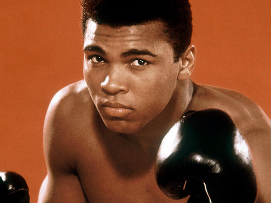 """""""I Am The Greatest"""" (Authors, Artists, Explorers, Scientists & Sporting Heroes)"""