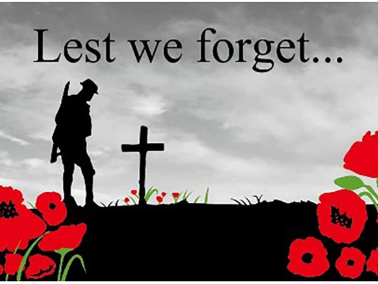 'Remembrance Day' - 11th November