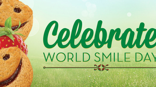 'World Smile Day' - 2 October
