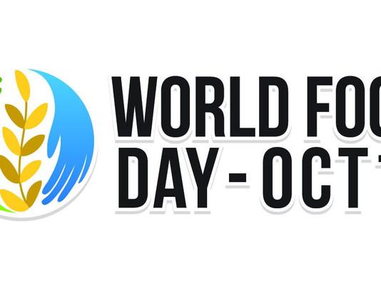 'World Food Day' - OCT 16