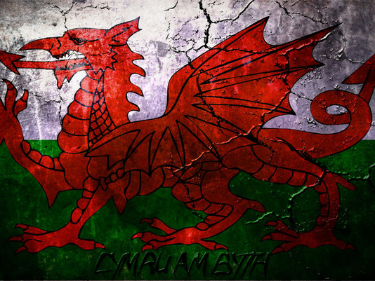 """Celebrating Wales' on 'Saint David's Day', 1st March"