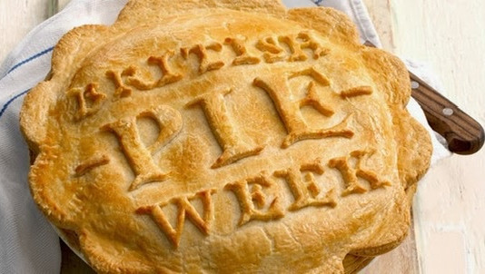 'British Pie Week', 2-8 March