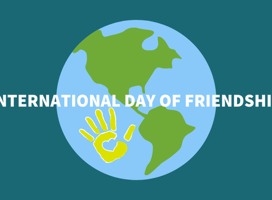 'International Day Of Friendship' 30th July