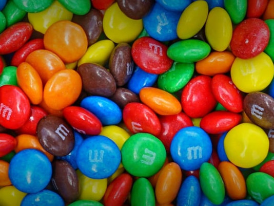 M&Ms REMINISCENCE GAME