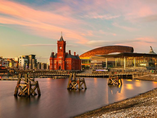 The Sites & Delights Of Cardiff City