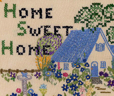 """""""Home Sweet Home"""" 1970s & 80s reminiscence"""