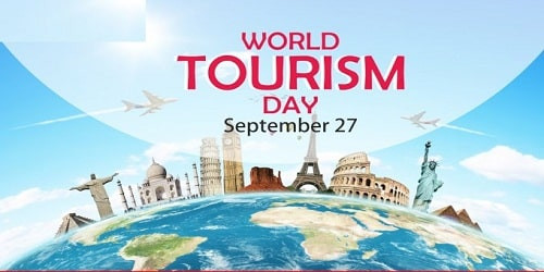 'World Tourism Day' - 27 September