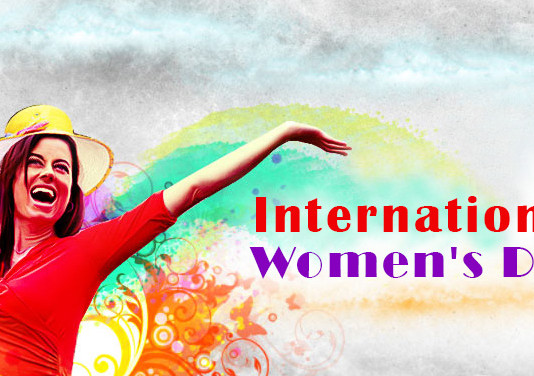 Celebrating Women on 'International Women's Day', 8th March