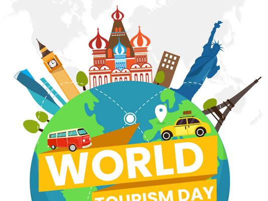 World Tourism Day - 27 September ✈️