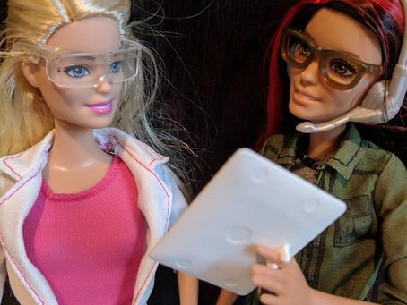 ¡La ciencia también es para Barbie! (Parte 1)