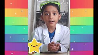 Iker el científico