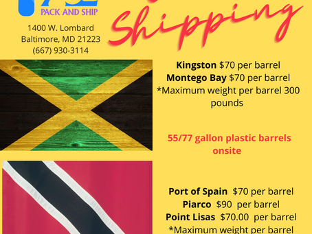Caribbean Takeover