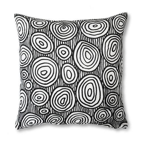 """HALOT"" CUSHION COVER"