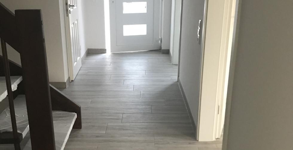 Innenansicht Doppelhaus Baufirma DEWO Bau GmbH