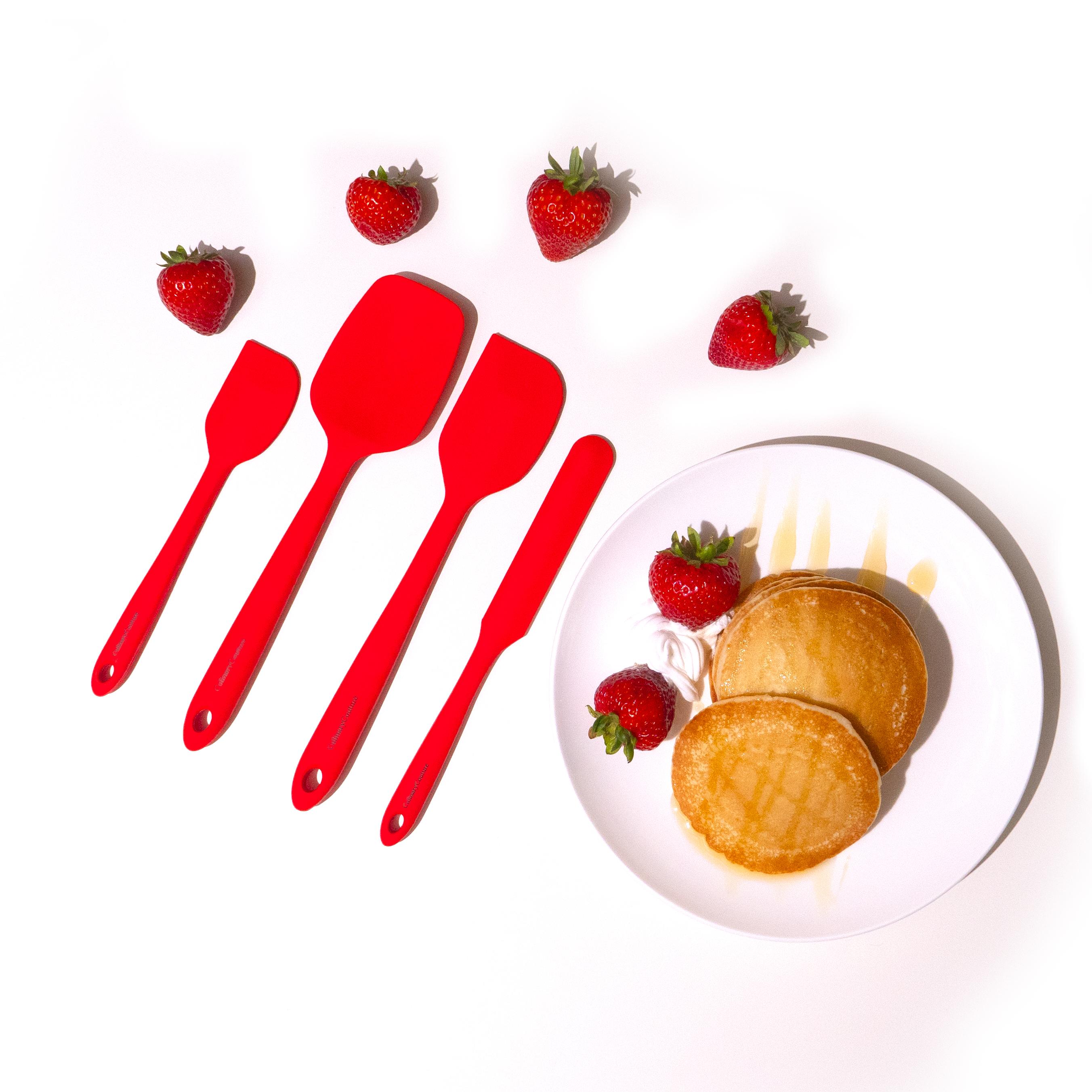 Red Spatula Pancakes