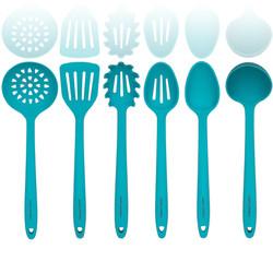 Aqua Sky Cooking Utensils Set copy