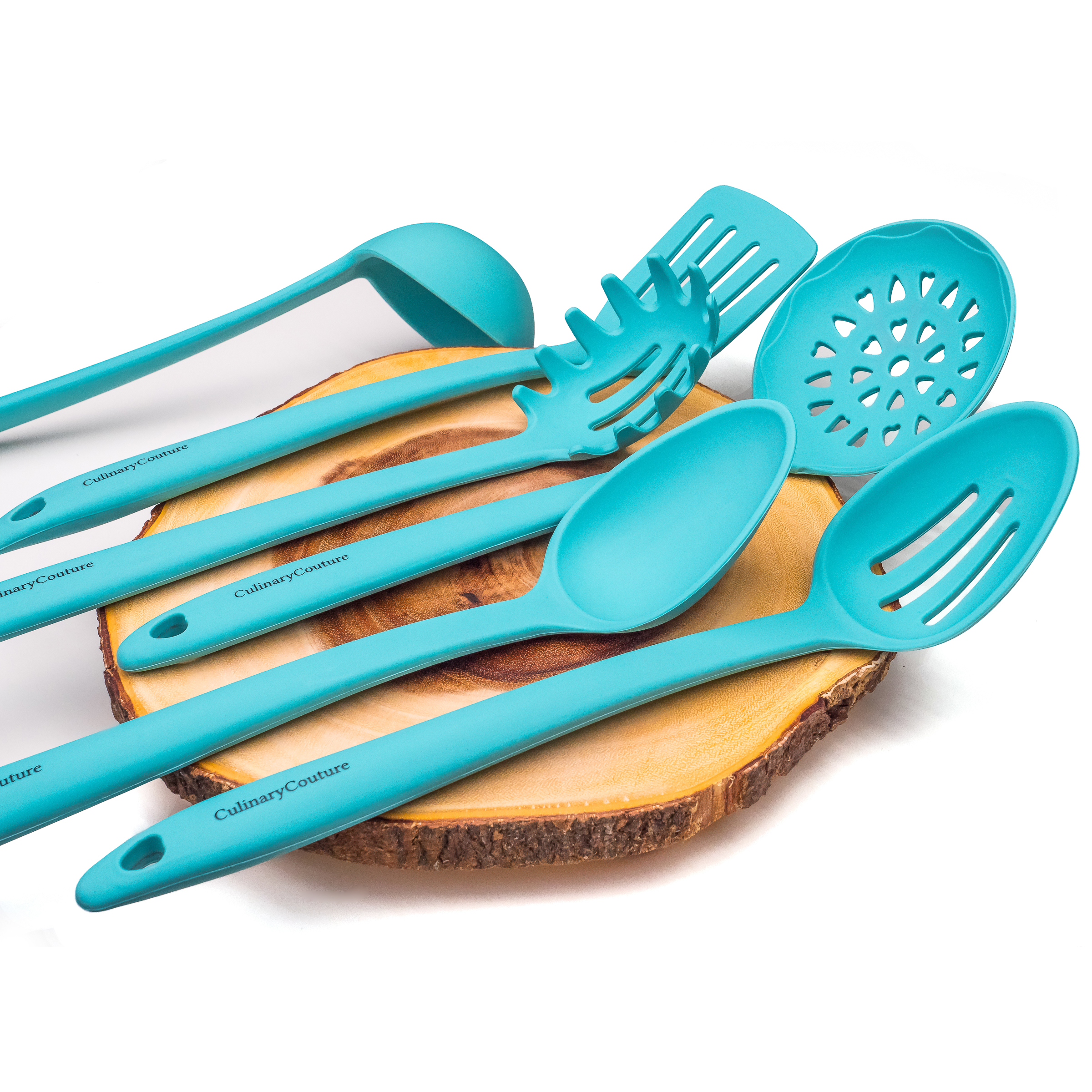 Aqua Sky Cooking Tools Set