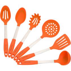 Orange Kitchen Utensils