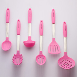 Pink Cooking Ladle