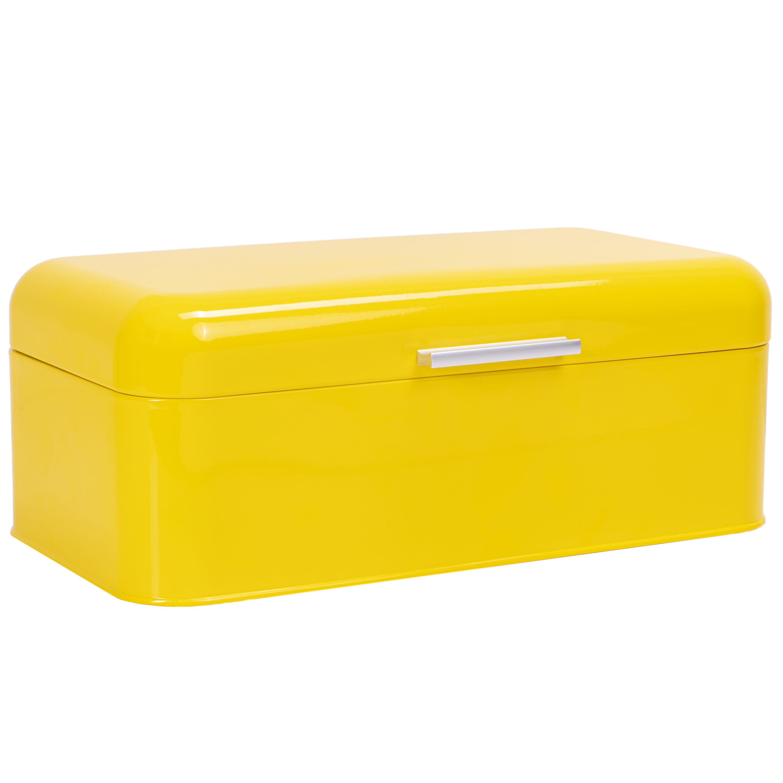 Yellow Bread Box