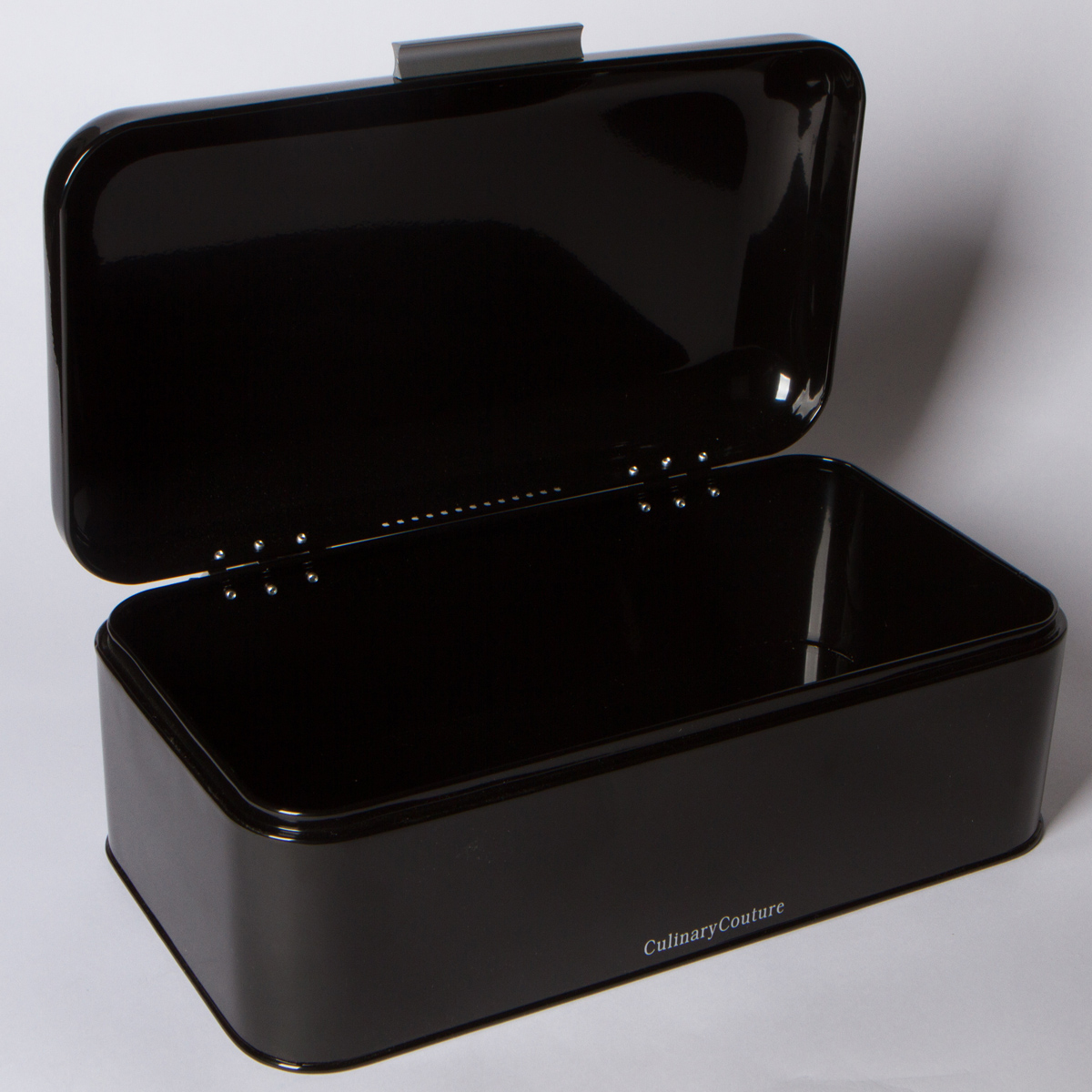 Black Storage Container