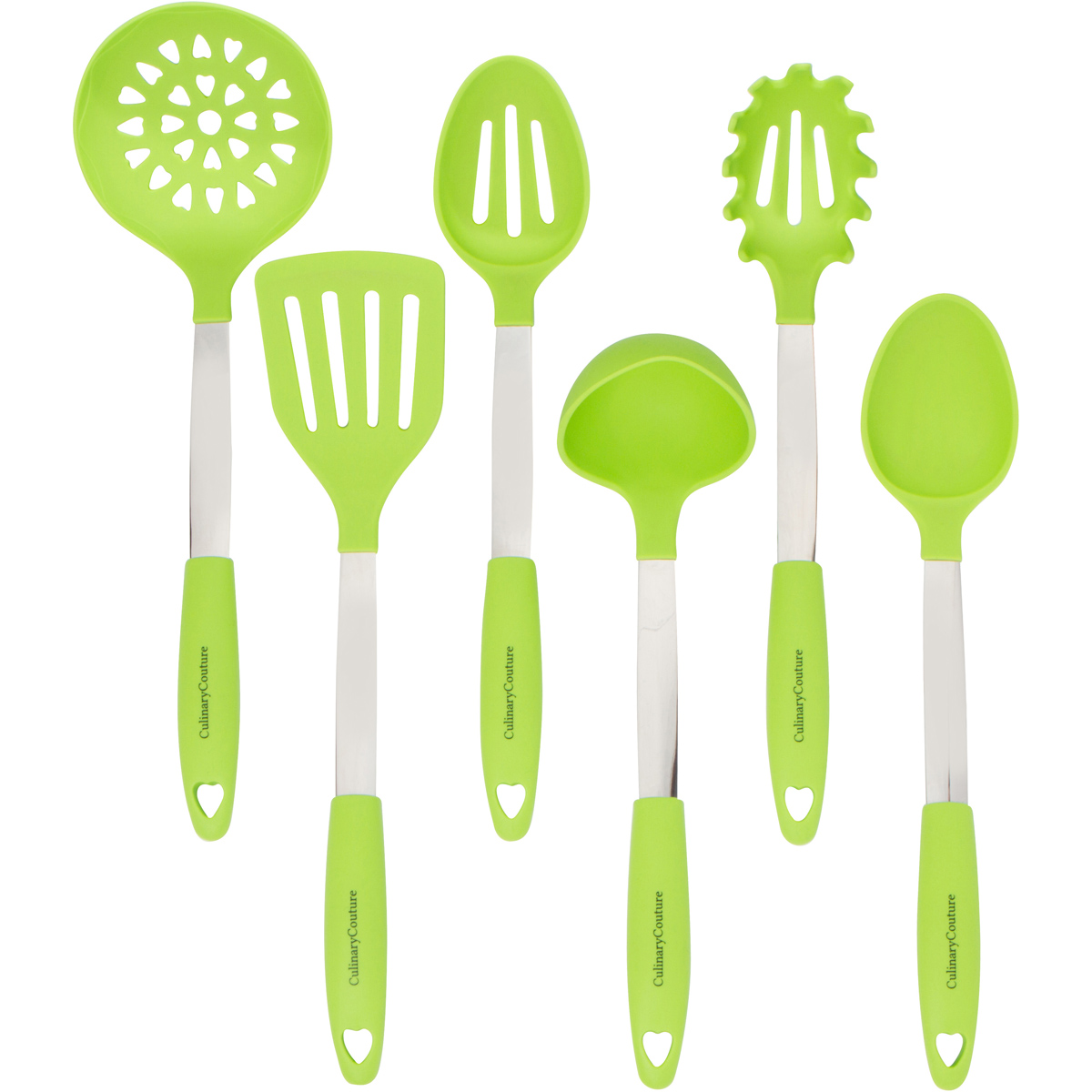 Lime Green Kitchen Utensils