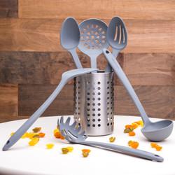 Grey Cooking Utensils