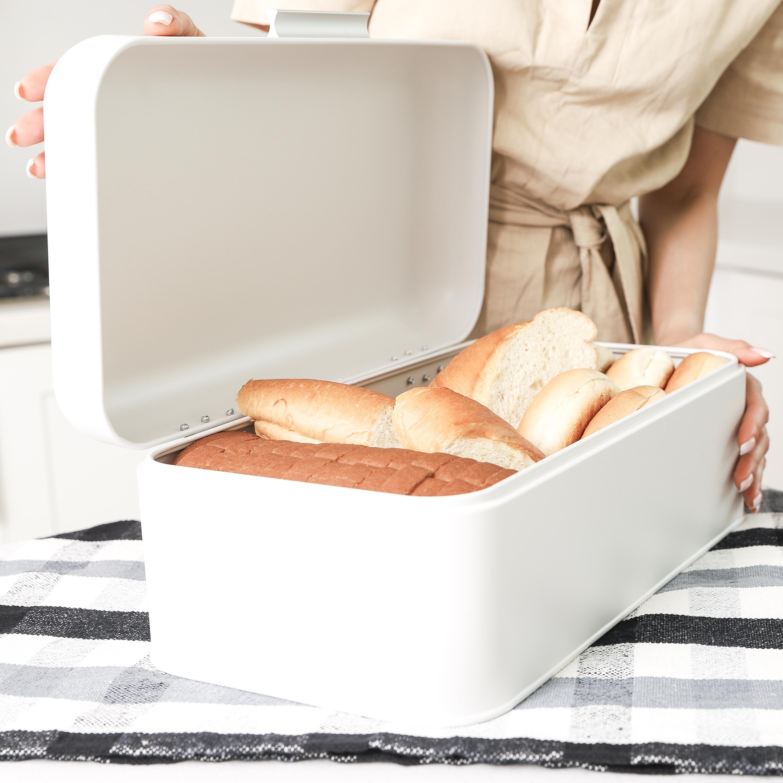 White Bread Bin