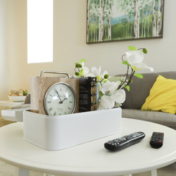 White Bread Box for Table