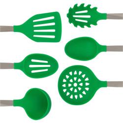 Green Kitchen Utensils
