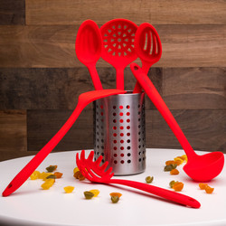 Red Cooking Tools