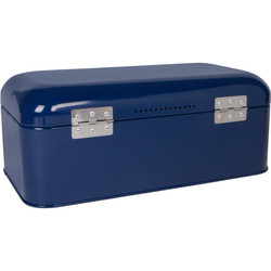 Blue Food Container
