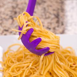 Purple Pasta Server