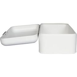 White Storage Box